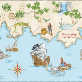 Arthouse Imagine Fun 2 Pirates Ahoy behangrand 696303