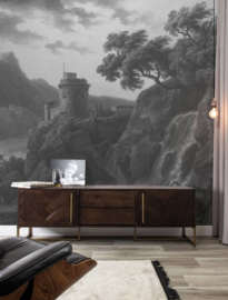 KEK Amsterdam Landscapes & Marble behang Golden Age Landscapes WP-606