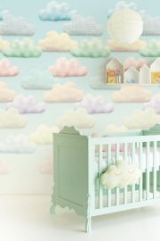 Eijffinger Tout Petit Wallpower 354168 Cloud 9