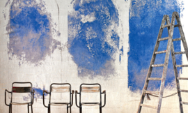 Élitis Eldorado Atelier Santorin digitaal behang VP 881 01