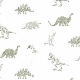 BN Doodleedo behang Dinozoo 220780
