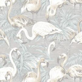 Arte Curiosa behang Flamingo 31542