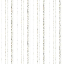 York Wallcoverings A Perfect World behang KI 0546 Dotty Stripe