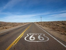 XXL Wallpaper Route 66 0300-8