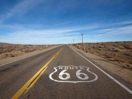 XXL Wallpaper Route 66 0300-8