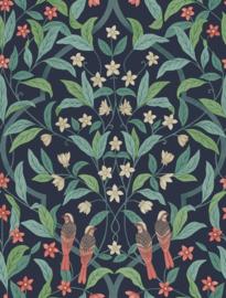 Cole & Son Seville behang Jasmine & Serin Symphony 117/10030
