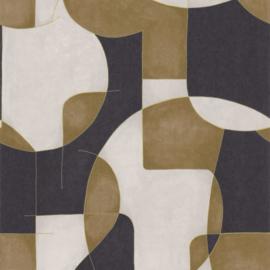 Casadeco Gallery behang Op'art GLRY 86092410