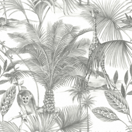 Dutch Wallcoverings Jungle Fever behang Kidatu JF3501