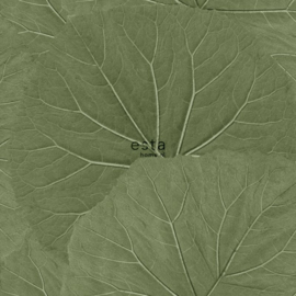 Esta Home Jungle Fever behang Grote Bladeren 138995