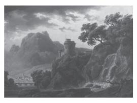 KEK Amsterdam Landscapes & Marble behang Golden Age Landscapes WP-608