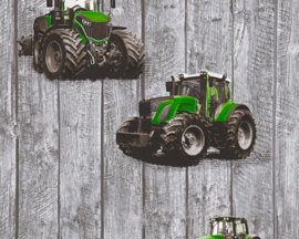 AS Creation Little Stars Tractor behang 35840-2