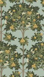 Cole & Son Seville behang Orange Blossom 117/1002