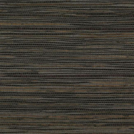 York Wallcoverings Grasscloth Volume II behang VG4415 Inked Grass