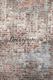 Behangexpresse COLORchoc Wallprint Brooklyn INK 6084