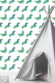 KEK Amsterdam Kids behang Tangram Dino WP-423