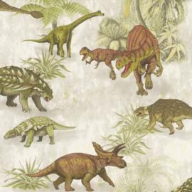 Rasch Kids & Teens III behang Dinosaurussen 212808