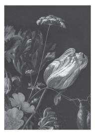 KEK Amsterdam Flora & Fauna behang Golden Age Flowers WP-588
