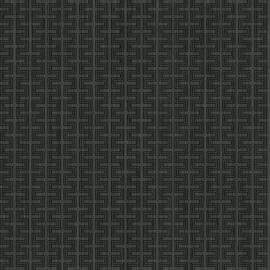 Dutch First Class Black & White behang ZN51800