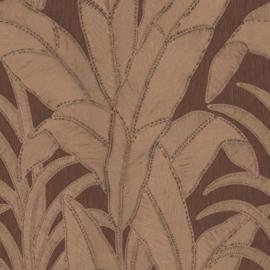 Arte Manila behang Botanic Rust 64502