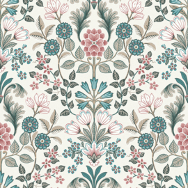 Dutch Escapade behang Bloemen A41410