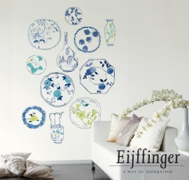 Eijffinger Wallpower Next China Blue 393012