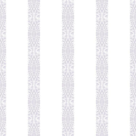 York Wallcoverings A Perfect World behang KI 0506 Ballerina Stripe