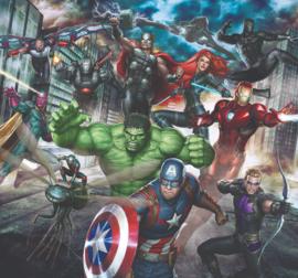 Noordwand Kids@Home Inidvidual Wall Mural Marvel Avengers Assemble 111391