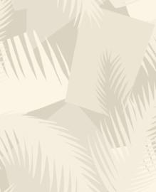 Cole & Son Geometric II behang Deco Palm 105/8036
