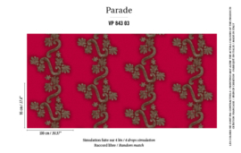 Élitis Parade behang Dolce VP 84303