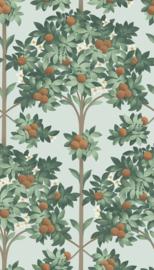 Cole & Son Seville behang Orange Blossom 117/1004