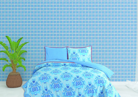 Behangexpresse Happy Living Wallprint Ysabelle TD4045