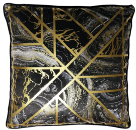 Arthouse Eastern Alchemy kussen Gold Marble  005312