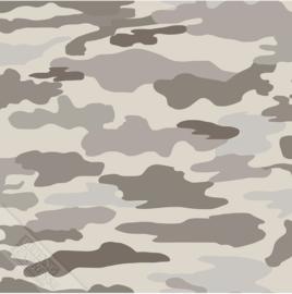 KidsWalls behang Camouflage 27149
