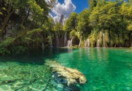 Komar Eden Falls Fotobehang National Geographic 8-533