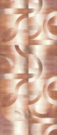 Khrôma Prisma behangpaneel Leonardo Rust DGPRI1021