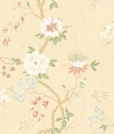 Cole & Son Botanical behang Camellia 115/8023