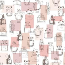 Esta Home #FAB Parfum flesjes behang 138854