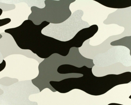 Home Collection Camouflage behang JO198