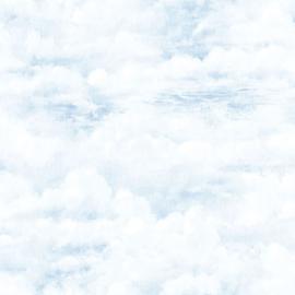 Noordwand Global Fusion Wolken behang G56426