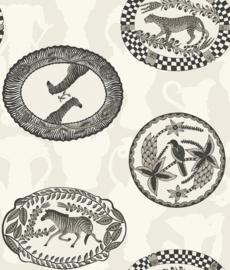 Cole & Son Ardmore Collection behang Matrinah 109/4019