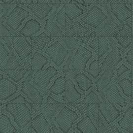 Origin Luxury Skins behang Tegels met Slangenprint 347788