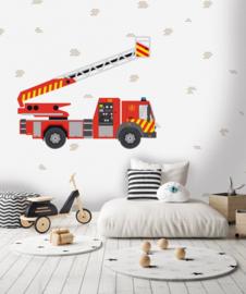 Behangexpresse Kate & Andy Wallprint Fire Fire INK7437