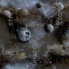 Noordwand Good Vibes behang Galaxy GV24265