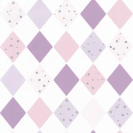 Caselio Girl Power behang Shine Bright Like A Diamond GPR 100815721
