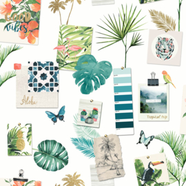 Dutch Freestyle behang Tropical L37304