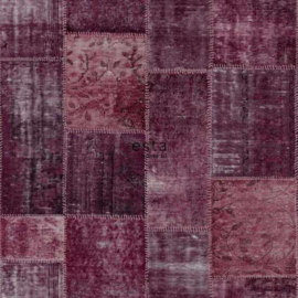 Esta Home Boho Chic Patchwork behang 148653