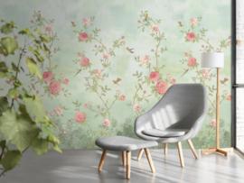 BN Fiore Mural Rose Garden 200457