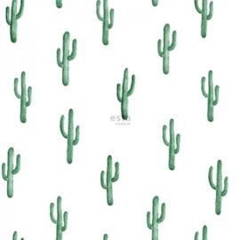 Esta Home Greenhouse Cactus behang 138900