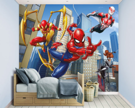 Walltastic 3D Spectacular Spiderman