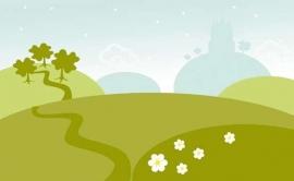 XXL Wallpaper Fairyland 0350-4
